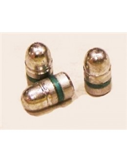 .38 Special Round Nose - .358 Diameter - 158 Grain Lead Cast Bullets