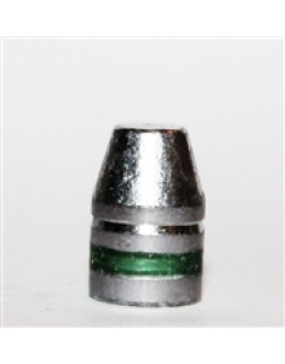 .38 Special Flat Point - .358 Diameter - 125 Grain Lead Cast Bullet