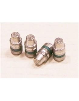 38 Special Semi-Wad Cutter - .358 Diameter - 158 Grain Lead Cast Bullet