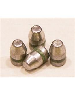 .40 Caliber Truncated Cone- .402 Diameter - 180 Grain Lead Cast Bullets