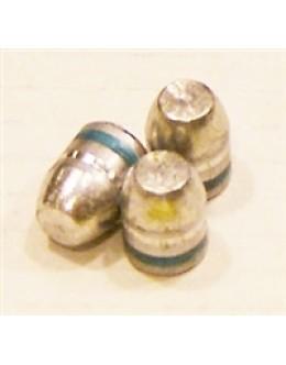 .44 Round Nose Flat Point - .430 Diameter - 200 Grain Lead Cast Bullets