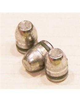 .44-40 Round Nose Flat Point - .427 Diameter - 200 Grain Lead Cast Bullets