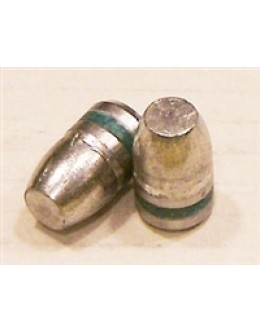 .45-70 Round Nose Flat Point - .458 Diameter - 300 Grain Lead Cast Bullets